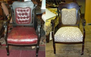 Before & After: Chair Repair and Restoration
