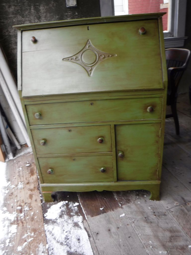 Before & After: Chest of Drawers Repair and Restoration
